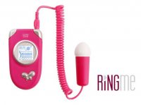 Vibrátor UltraZone RING ME SWEETIE