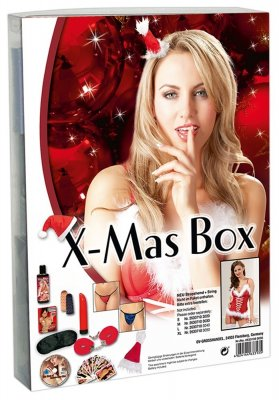 Sada X-MAS BOX set