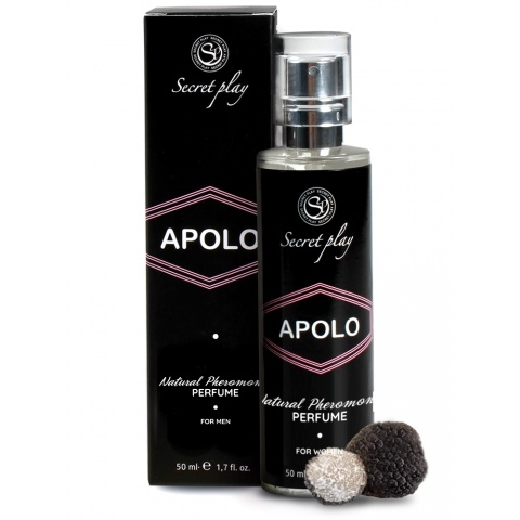 Parfém SECRET PLAY APOLO s feromónmi pre muža 50 ml