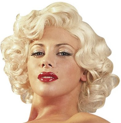 Parochňa BLOND MARYLIN