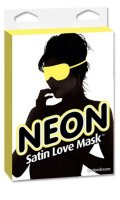 Maska NEON YELLOW