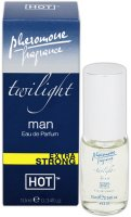 HOT TWILIGHT MAN Mini parfém s feromony 10 ml