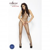 Catsuit PASSION BS001 čierny S-L