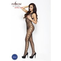 Catsuit PASSION BS003 čierny S-L
