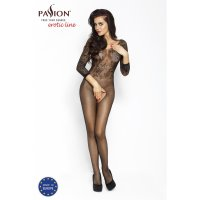Catsuit PASSION BS007 čierny S-L