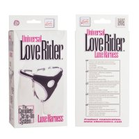 Nohavičky UNIVERSAL Love Rider LUXE HARNESS