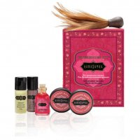 Sada KAMASUTRA WEEKENDER KIT Strawberry