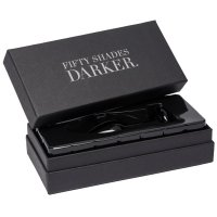 FIFTY SHADES Darker Something Darker Glass Plug