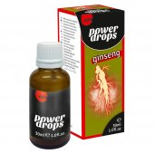 Kvapky ERO MEN POWER GINSENG DROPS 30 ml