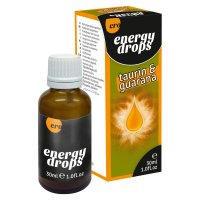 Kvapky ERO ENERGY DROPS TAURIN GUARANA 30 ml