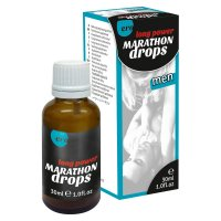 Kvapky ERO MARATHON MEN LONG POWER DROPS 30 ml