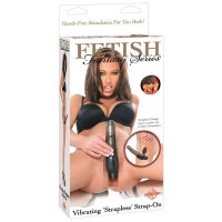 Vibrátor FF VIBRATING STRAPLESS Strap-on