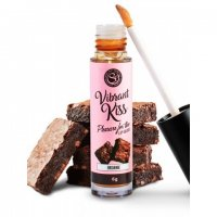 Lesk na pery SECRET PLAY VIBRANT KISS BROWNIE