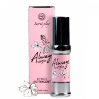 Gél SECRET PLAY ALWAYS VIRGIN INTIMATE ASTRINGENT 15 ml