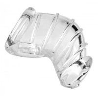 Návlek na penis Master Series Detained Soft Body Chastity Cage