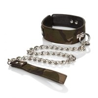 Obojok California Exotic COLT CAMO Collar and Leash