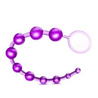Korále análne BLUSH B YOURS BASIC BEADS purple