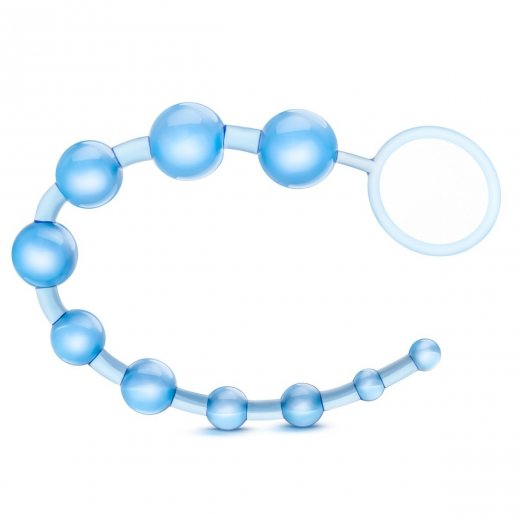 Korále análne Blush B YOURS BASIC BEADS blue