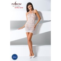 Catsuit PASSION BS063 biely S-L