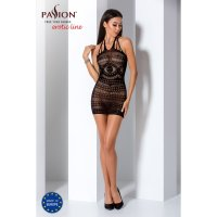 Catsuit PASSION EXCLUSIVE BS063 čierny S-L