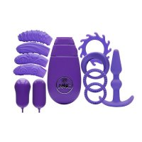 Sada NMC FLIRTY KIT SET purple