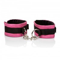 Putá California Exotic TICKLE ME Universal Cuffs pink