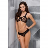 Súprava PASSION HELIA SET black S/M
