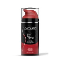 Lubrikačný gél WICKED TOY FEVER WARMING 100 ml