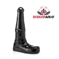 Dildo DODGER ARMY BOOTS black