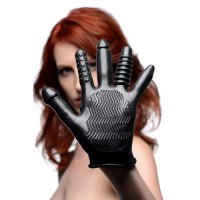 Dráždidlo Master Series Pleasure Poker Anal Glove black