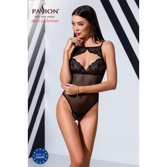 Body Passion VERONIQUE BODY black S/M