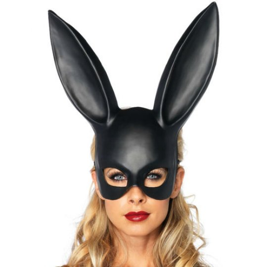 Maska Leg Avenue MASQUERADE RABBIT black