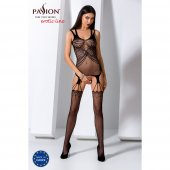 Catsuit PASSION BS070 čierny S-L
