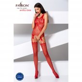 Catsuit Passion BS070 red