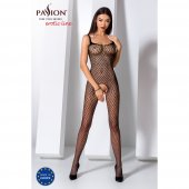 Catsuit PASSION BS071 čierny S-L