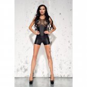 Overal Me-Seduce DEMI SHORT black