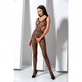 Catsuit PASSION BS085 čierny S-L